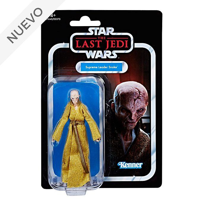 Figura acción Líder Supremo Snoke, Star Wars, Hasbro