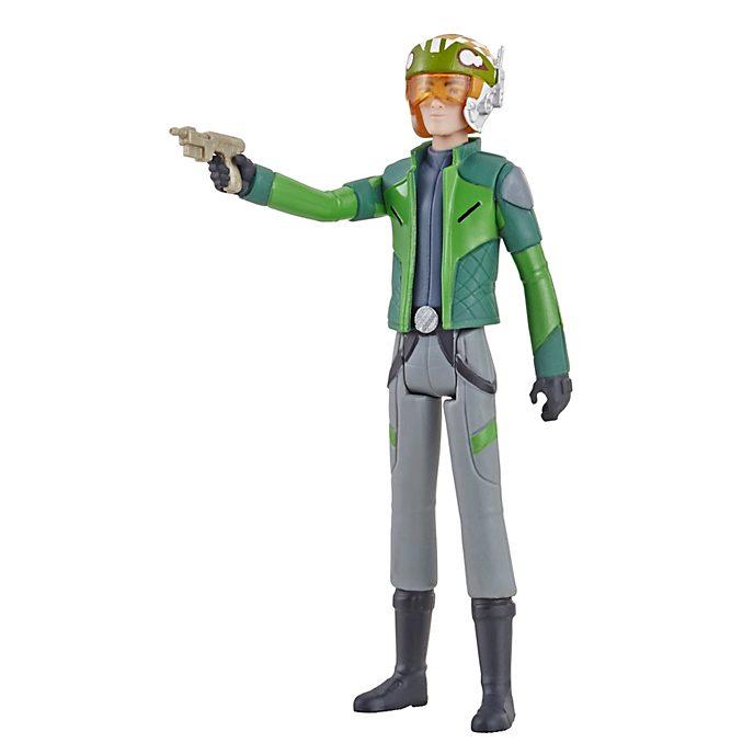 Hasbro Figurine Kaz Xiono articulée, Star Wars: Resistance