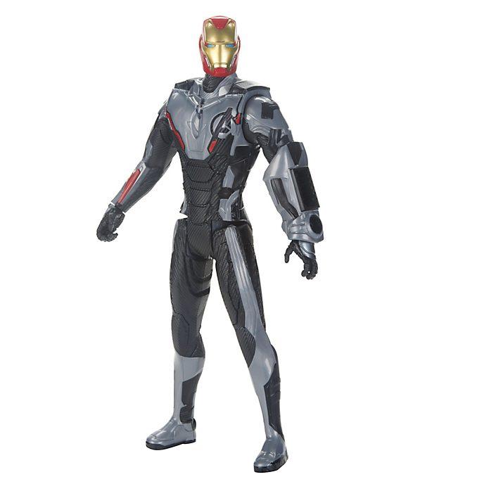 Hasbro Figurine Iron Man articulée Titan Hero Power FX, Avengers: Endgame