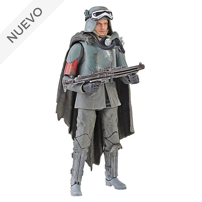 Hasbro, figura acción Han Solo, Star Wars: The Black Series (15cm)
