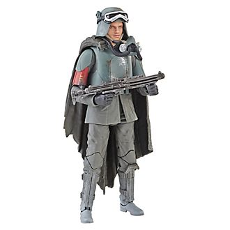 Hasbro - Star Wars: The Black Series - Han Solo - 15 cm große Actionfigur