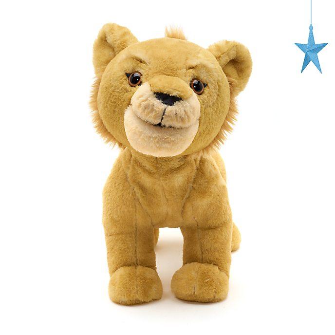 Disney Store Peluche animée Simba, Le Roi Lion