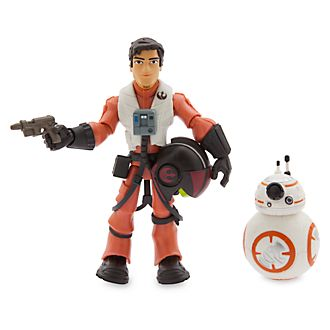 Disney Store - Star Wars Toybox - Poe Dameron Actionfigur