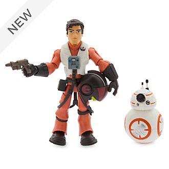 Disney Store Star Wars ToyBox Poe Dameron Action Figure
