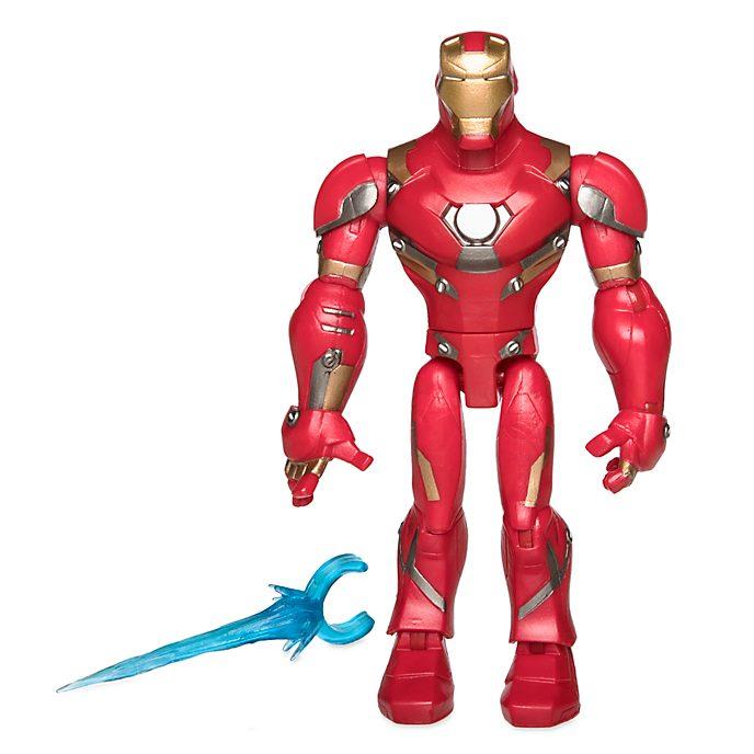 Muñeco de acción Iron Man, Marvel Toybox, Disney Store