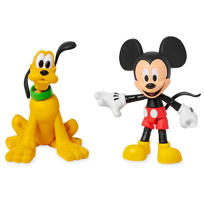 Disney Store Disney Toybox Mickey Mouse Action Figure
