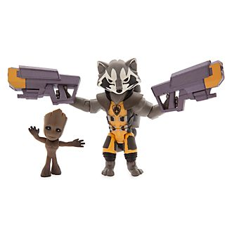 Disney Store Marvel Toybox Figurine articulée Rocket