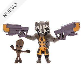 Muñeco acción Rocket, Marvel Toybox, Disney Store