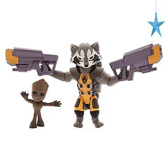 Action Figure Rocket Marvel Toybox Disney Store