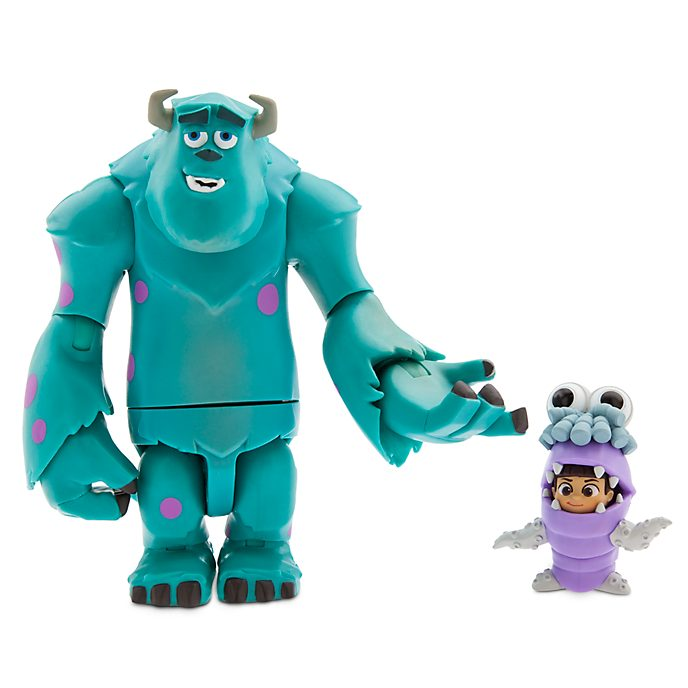 Disney Store Disney Pixar ToyBox Sulley Action Figure