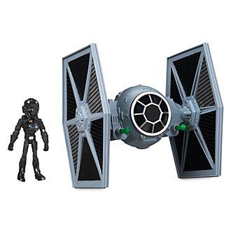 Disney Store Star Wars Toybox TIE Fighter and Pilot Set