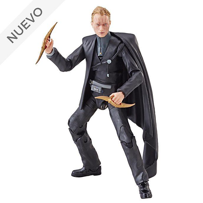 Hasbro, figura acción Dryden Vos, Star Wars: The Black Series (15cm)