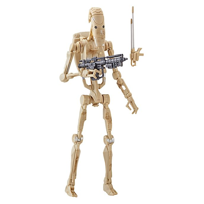 Hasbro Figurine Droide de combat articulée de 15 cm, Star Wars: The Black Series