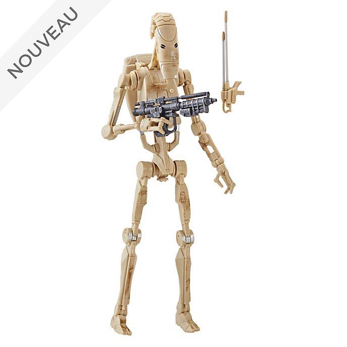 Hasbro Figurine Droide de combat articulée de 15cm, Star Wars: The Black Series