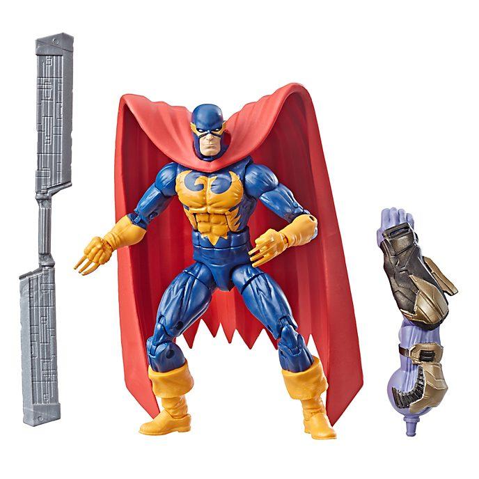 Figura acción Nighthawk, Hasbro (15cm)