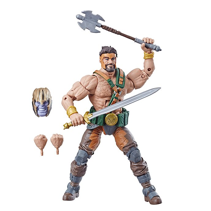 Hasbro Hercules 6'' Action Figure