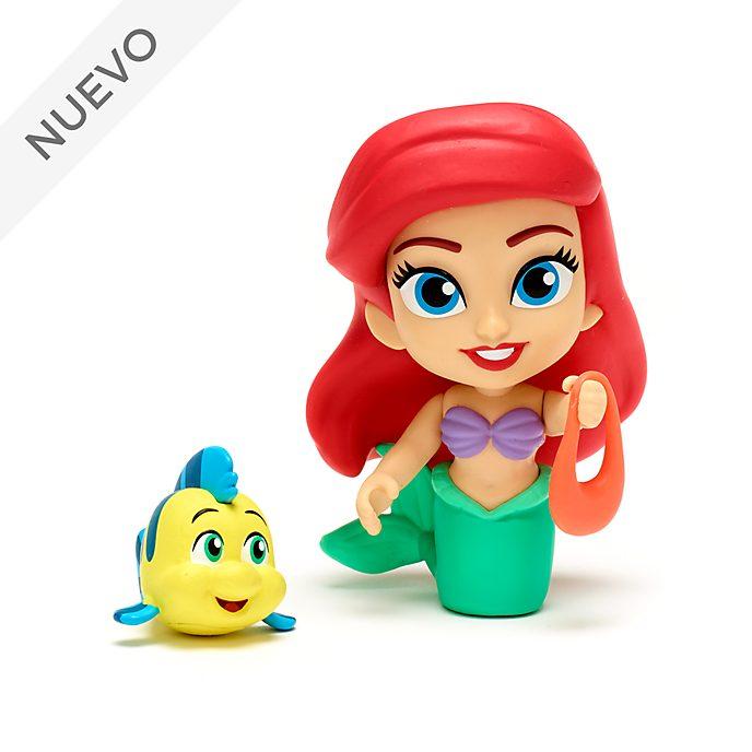 Funko set figuras vinilo Ariel y Flounder, 5 Star