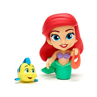 Set di personaggi in vinile Ariel e Flounder 5 Star Funko