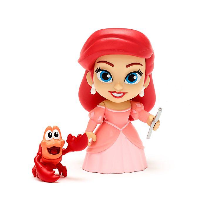 Set di personaggi in vinile Ariel e Sebastian 5 Star Funko