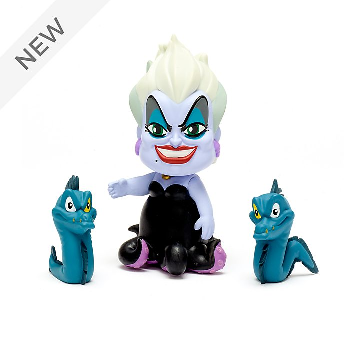 Funko Ursula, Flotsam and Jetsam 5 Star Vinyl Figure Set