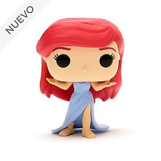 Funko figura vinilo Pop! Ariel con vestido morado
