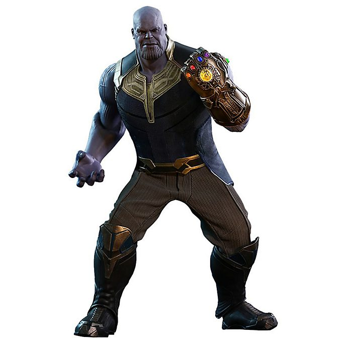 Hot Toys Thanos Collectible Figure, Avengers: Infinity War