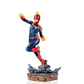 Personaggio da collezione Iron Studios Capitan Marvel