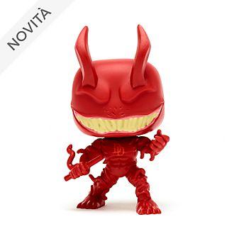 Personaggio in vinile Daredevil venomizzato serie Pop! di Funko