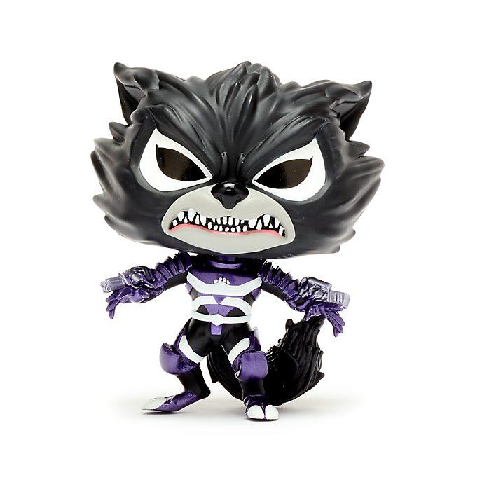 Funko - Rocket Raccoon im Venom-Stil - Pop! Vinylfigur