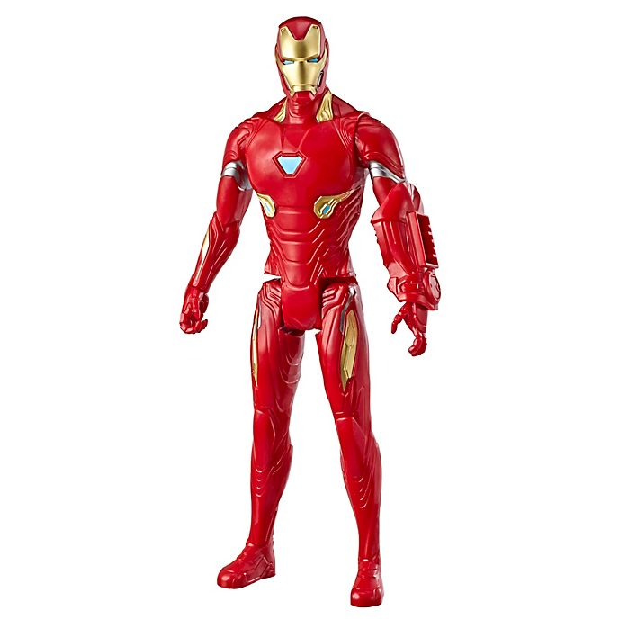 Action figure serie Titan Hero Power FX Hasbro Iron Man