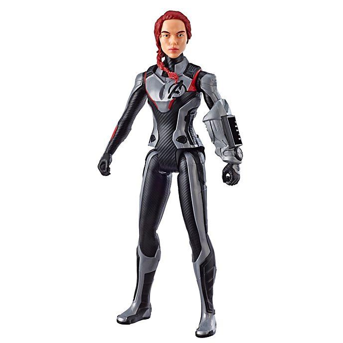 Action figure serie Titan Hero Power FX Hasbro Vedova Nera