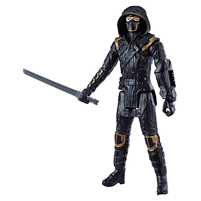 Hasbro - Ronin - Titan Hero Power FX - Actionfigur