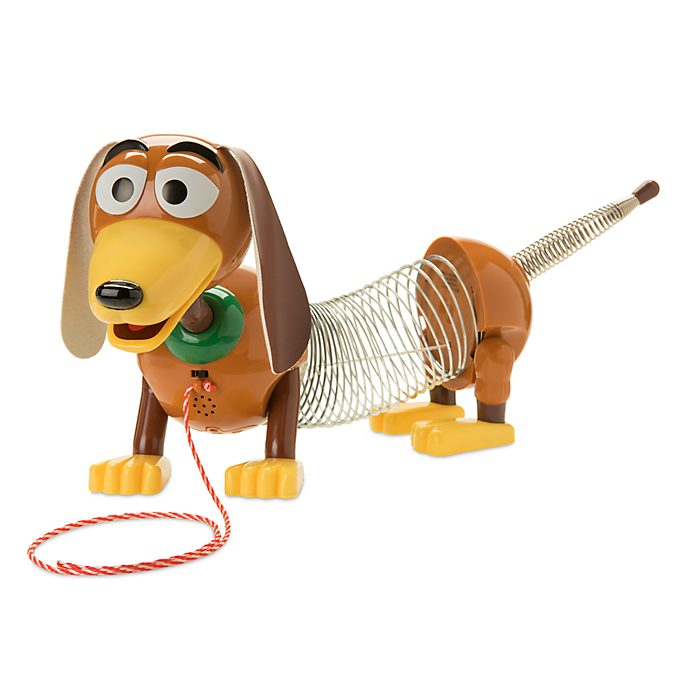 Muñeca de acción parlante Slinky, Disney Store