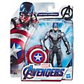 Hasbro Figurine Captain America articulée 15cm, Avengers: Endgame