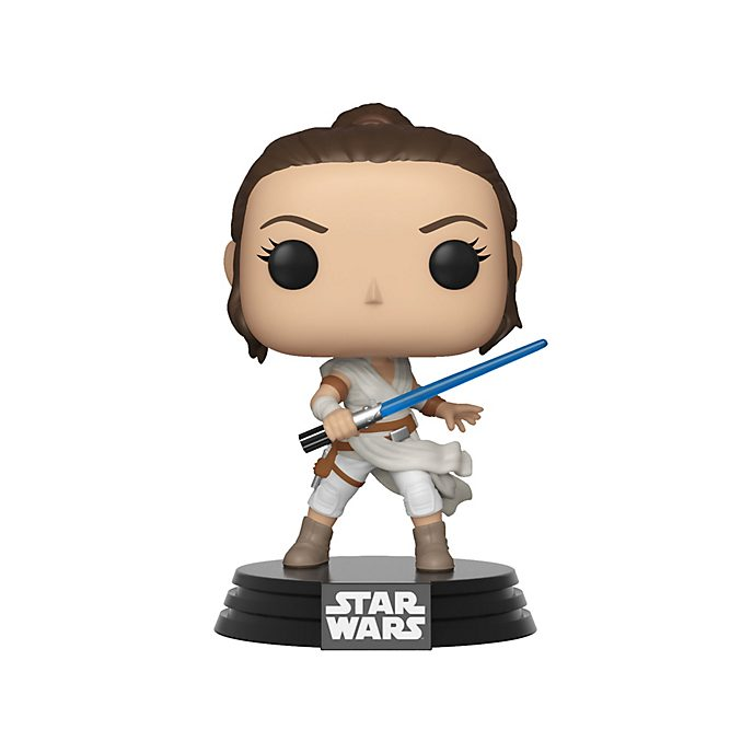 Funko Pop! figura vinilo Rey, Star Wars: El Ascenso de Skywalker