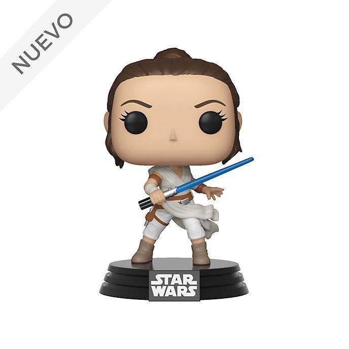 Funko Pop! figura vinilo Rey, Star Wars: El Ascenso de Skywalker