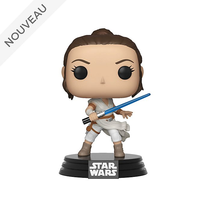 Funko Figurine Rey Pop! en vinyle, Star Wars: L'Ascension de Skywalker