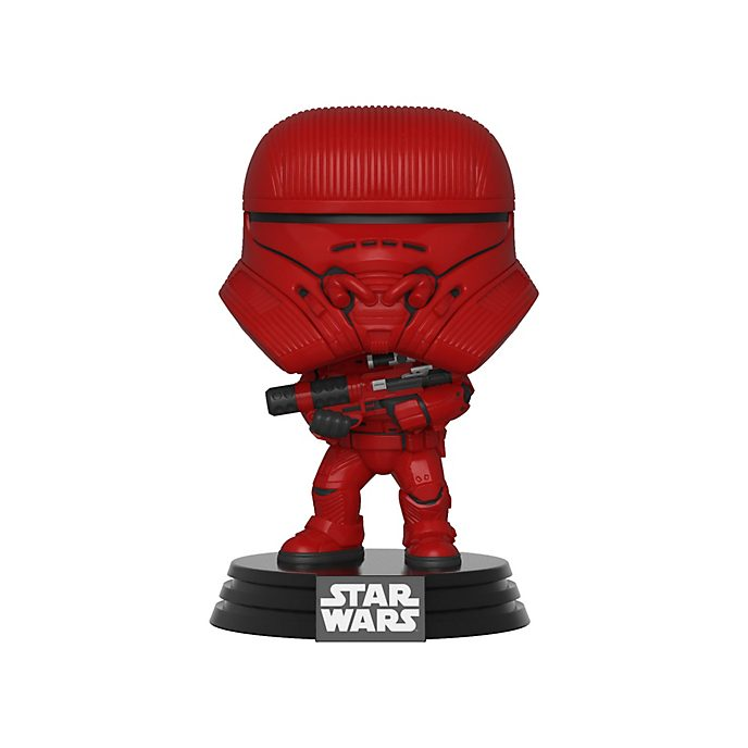 Funko Figurine IG-88 Pop! en vinyle, Star Wars : L'Ascension de Skywalker