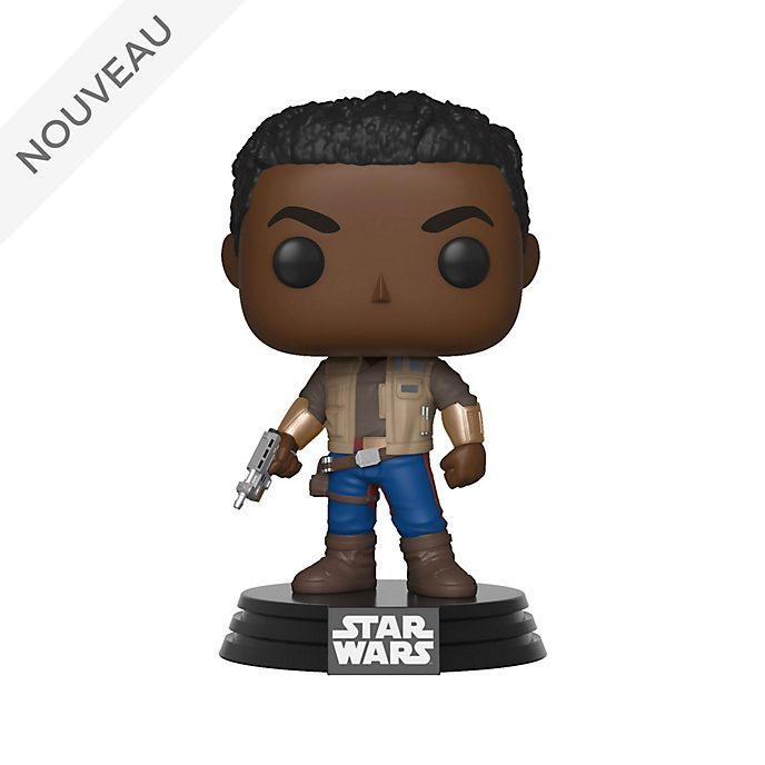 Funko Figurine Finn Pop! en vinyle, Star Wars : L'Ascension de Skywalker