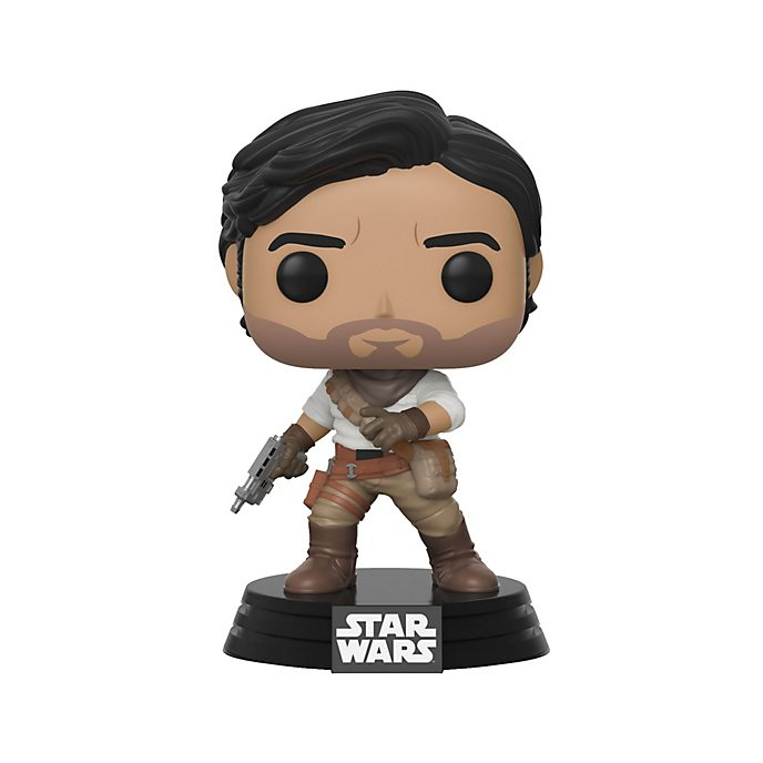 Funko Figurine Poe Dameron Pop! en vinyle, Star Wars: L'Ascension de Skywalker