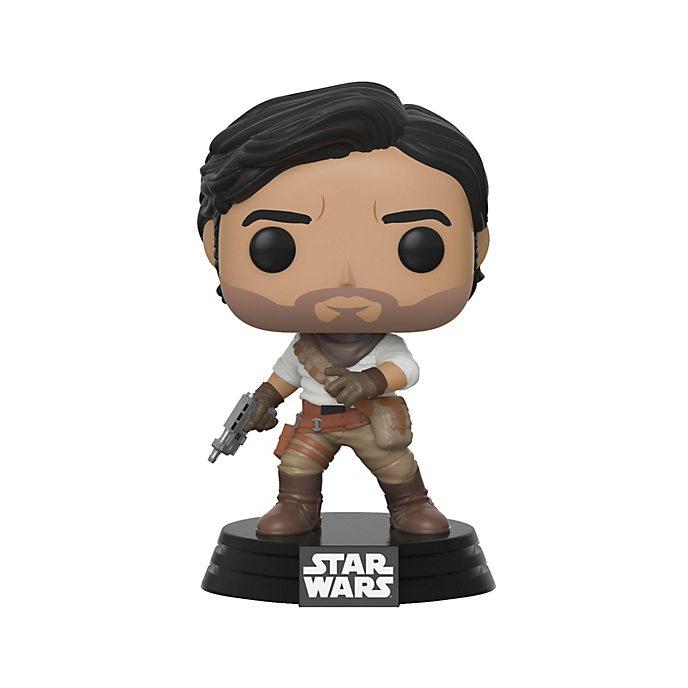 Funko Pop! figura vinilo Poe Dameron, Star Wars: El Ascenso de Skywalker