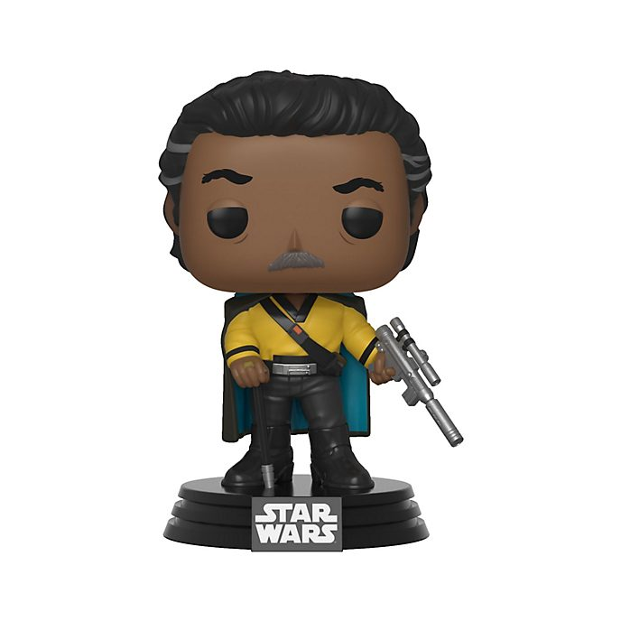Funko Lando Calrissian Pop! Vinyl Figure, Star Wars: The Rise of Skywalker