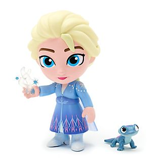 Set di personaggi in vinile 5 Star Funko Elsa Frozen 2: Il Segreto di Arendelle