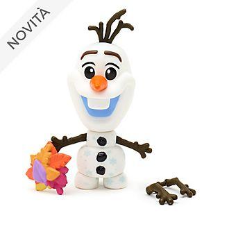 Set di personaggi in vinile 5 Star Funko Olaf Frozen 2: Il Segreto di Arendelle