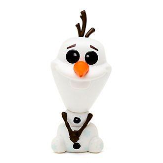 Personaggio in vinile Olaf serie Pop! di Funko Frozen 2: Il Segreto di Arendelle