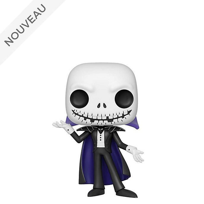 Funko Figurine Jack Skellington en vampire Pop! en vinyle, Marvel 80th Anniversary