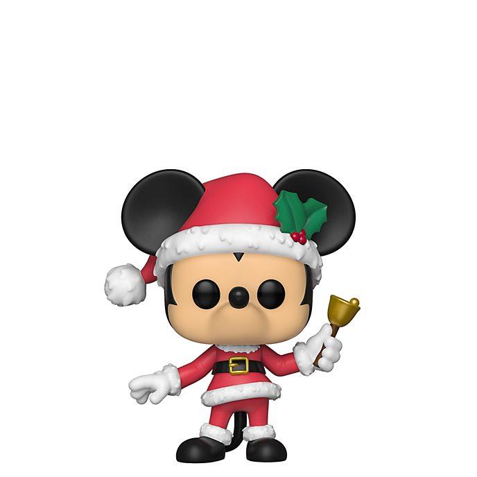 Personaggio in vinile Topolino natalizio serie Pop! di Funko