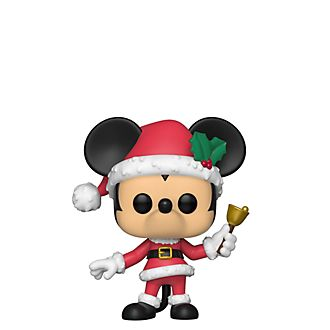 Funko Pop! figura navideña Mickey Mouse de vinilo