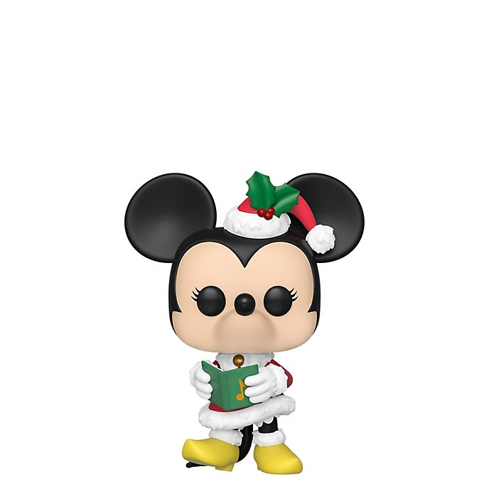 Personaggio in vinile Minni natalizio serie Pop! di Funko