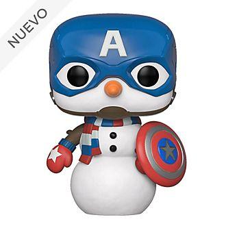 Funko Pop! figura Capitán América muñeco de nieve de vinilo